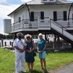 Chesapeake Bay Maritime Museum hosts Royal New Zealand Navy Commodore