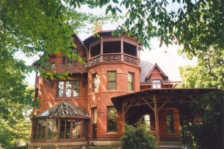 John Canning & Co. Awarded the 2020 Preservation Connecticut Award of Merit for Work Done at Mark Twain House and Museum