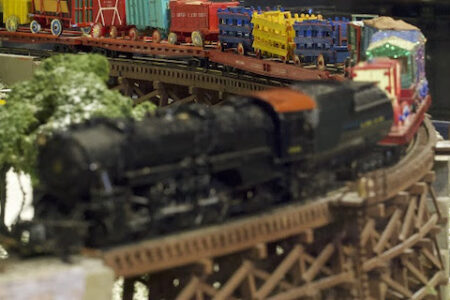 Holiday Junction featuring the Duke Energy Holiday Trains set to open with new additions in Nov