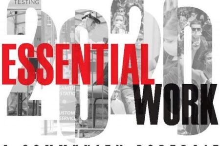 The Michener Art Museum Seeks Photos for Inclusion In Upcoming Exhibition Essential Work 2020: A Community Portrait