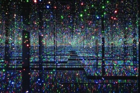 Tate Modern announces dates for Yayoi Kusama: Infinity Mirror Room
