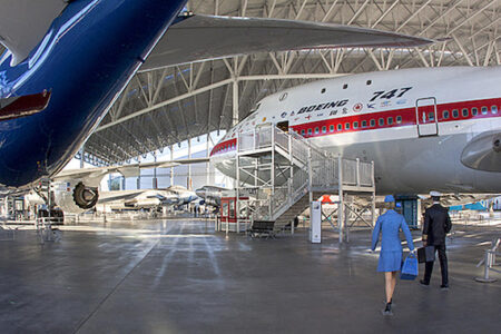 Museum of Flight to Reopen March 4