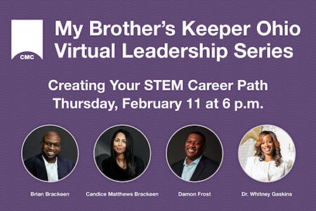 Cincinnati Museum Center partners with My Brother's Keeper and Sen. Brown for STEM career panel