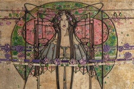 "Frist Art Museum Presents ""Designing the New: Charles Rennie Mackintosh and the Glasgow Style"""
