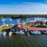Chesapeake Bay Maritime Museum expands marina, docking amenities