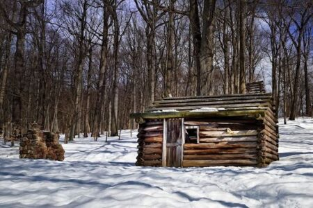 Xiomaro's Photography Exhibition Takes A Closer Look at George Washington's New Jersey Encampment