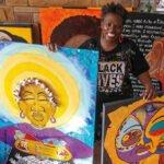 Cincinnati Museum Center art exhibition On Her Shoulders explores Black women's experience to encourage dialogue