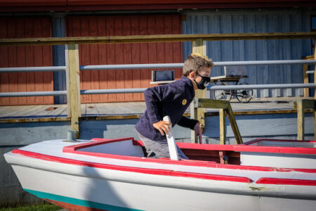 Chesapeake Bay Maritime Museum offers fall sessions of STEAM Team program