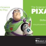 The Science Behind Pixar at Cincinnati Museum Center