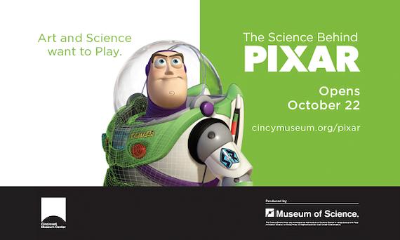 The Science Behind Pixar takes STEM to infinity… and beyond!