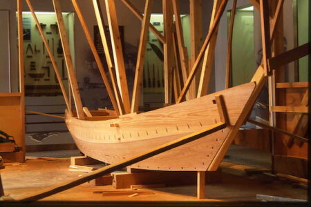 Learn about Japanese boatbuilding this fall at the Chesapeake Bay Maritime Museum